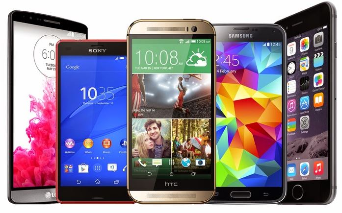 smart phones review 2015